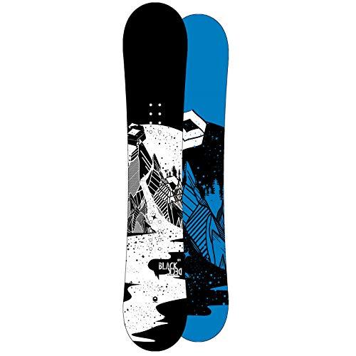 Ftwo Herren Freestyle Snowboard BLACKDECK 2020 Camber ~ 150 cm