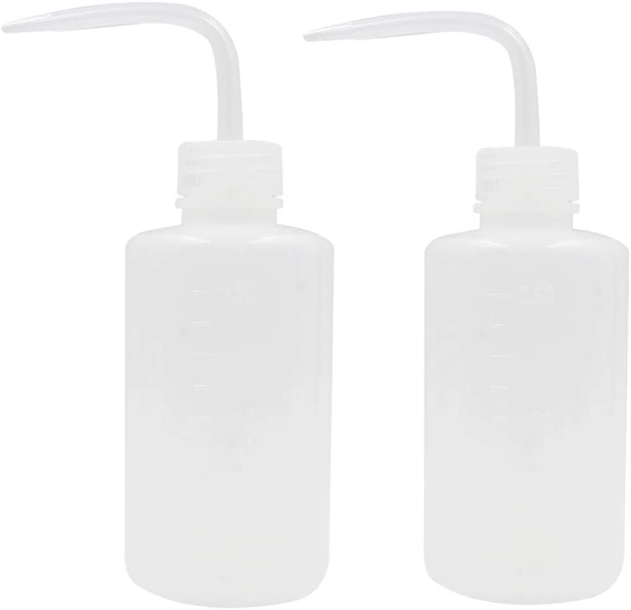 Leak Proof Label Tattoo Squeeze Bottle Diffuser Succulent Washing Watering Tools