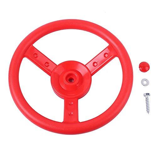 Juego de columpio de rueda de barco, juego de columpio para parque infantil, accesorios de repuesto para jugar al aire libre activo para niños y niñas a partir de 6 años.