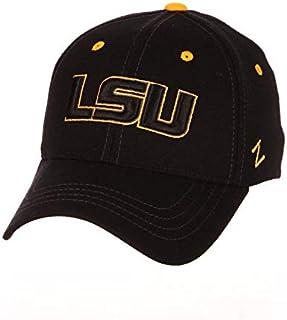 Sponsored Ad - Campus Hats LSU Tigers Black Element Flex Fitted Adult Men`s Baseball Hat/Cap Size Medium 7 1/8 7 1/4