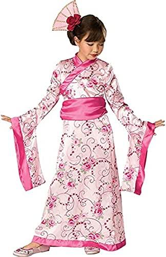 Costume de Princesse Asiatique par Rubie's - pour Filles - Taille S