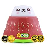 BEST LEARNING Whack and Learn Mole - Educational Interactive Light-Up Toy for Infants Babies Toddlers for 6 Month and up - Ideal Baby Toy Gifts