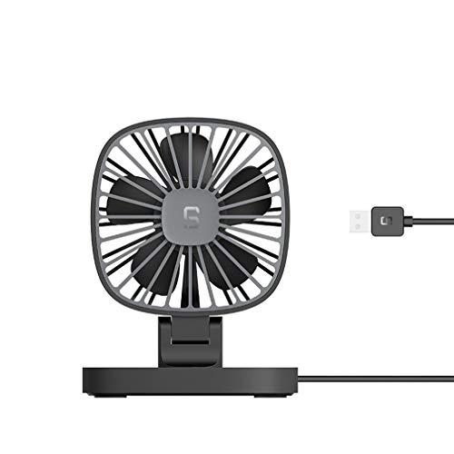 FSCZHLK ventilator nieuwe gids auto mini USB kleine fan 12 V auto 24 V grote vrachtwagen auto koeler 2019 nieuwe kantoor draagbare fan
