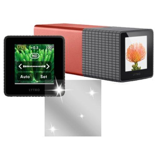 dipos I 6X Schutzfolie klar kompatibel mit Lytro Lichtfeldkamera Folie Displayschutzfolie