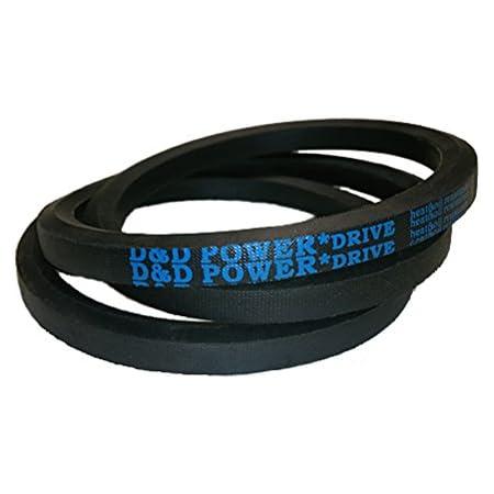 D/&D PowerDrive 470J6 Poly V Belt Rubber