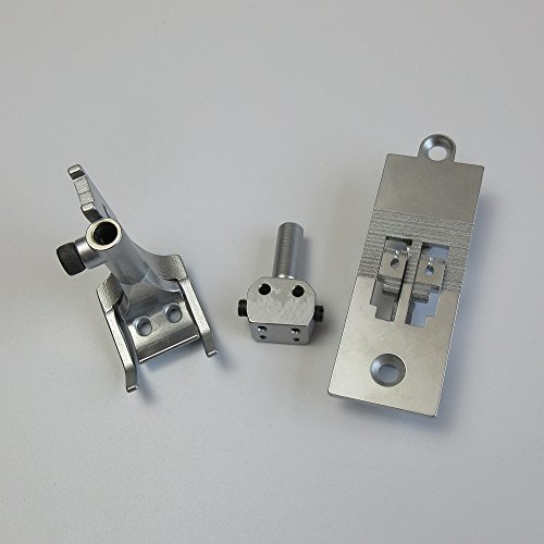 Best Price Needle Plate & Feeder & Walking Feet & Needle Clamp for Pfaff 1246 Sewing Machine (Needle...