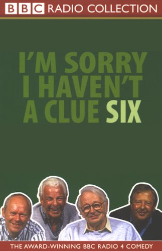 I'm Sorry I Haven't a Clue, Volume 6 cover art