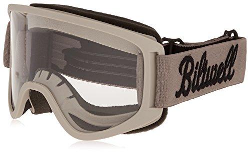 Biltwell M2LOGTIBK Script Moto 2.0 Schutzbrille, Titan, Einheitsgröße