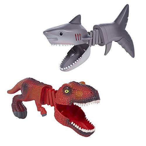 Crazy Hungry Dinosaur Shark Grabber…