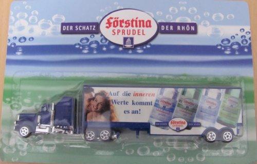 Förstina Nr.04 - Auf die inneren Werte kommt es an - Kenworth W900 - US Sattelzug