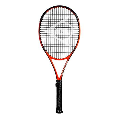 Dunlop Precision 98 Tennisschläger orange Griff L2