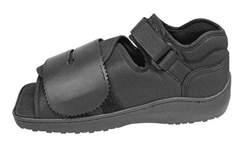 Qualität postoperativer orthopädischer Schuh für Männer. Perfekt für - Schuh für Gips, Fußchirurgie verletzte Patienten, chirurgische Schuh, medizinische schuh