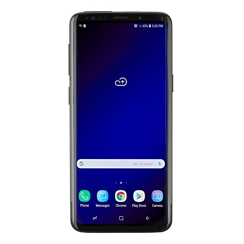 Samsung Galaxy S9, 64GB, Midnight Black - For Verizon (Renewed)