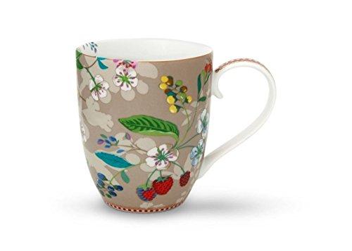 NEOTILUS 51002147 Kaffeebecher, kakifarben