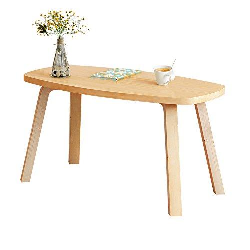 Table FEI - Lapdesks en Bois Massif pour Tous Les postes de Travail, 120 * 60 * 43cm