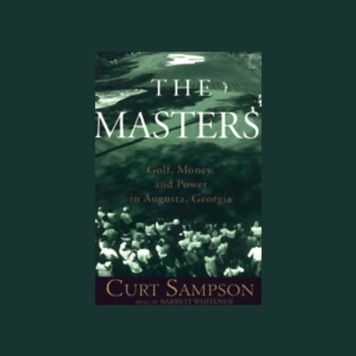 The Masters audiobook cover art