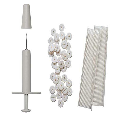 XIUNPR-6 Quilthalter aus weichem Silikon, unsichtbar, Nicht markierend, nadelfreier, Rutschfester, weicher Silikon-Bettclip zur Befestigung von Bettdecken aus Bettdecken (15 mm, dünne Steppdecke)