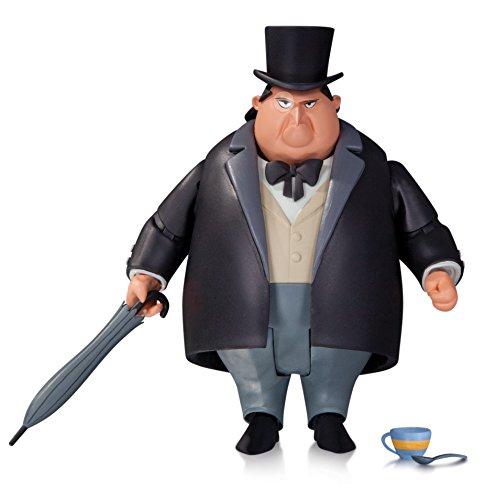 dc comics, Figurine d'Action « Pingouin du Dessin animé Batman » (Pleine Couleur)