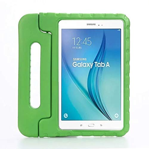 QiuKui Cases For Samsung Galaxy Tab A6 10.1, Kids Shockproof EVA Foam Case Cover Tablet Case For Samsung Galaxy Tab A 6 10.1 T580 T585 10.1' (Color : Green)
