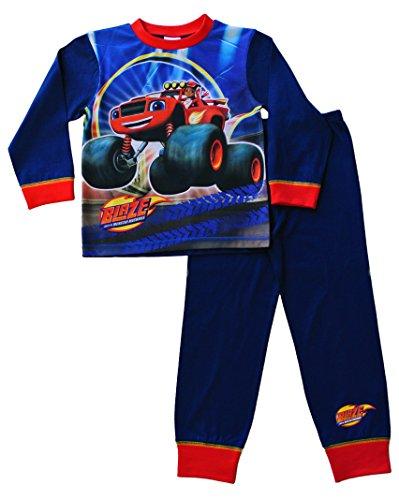 Pijama infantil de Blaze y los Monster Machines, de Nickelodeon, 2a 7años...