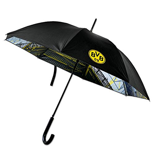 Borussia Dortmund Stockschirm - Stadion - Schirm, Regenschirm BVB 09 (L)