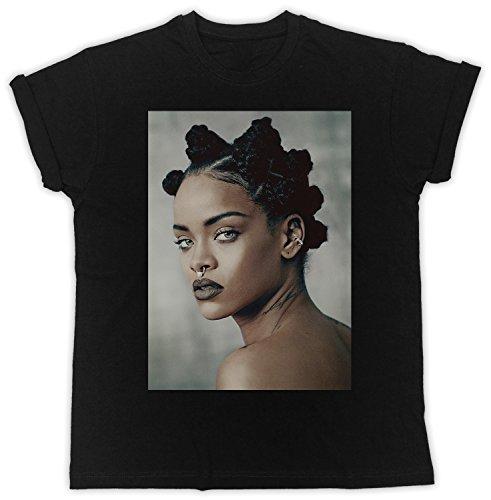 Uk print king Rihanna Eyes Poster Cooler Spruch, Slogan, lustiges Design, Geschenkidee