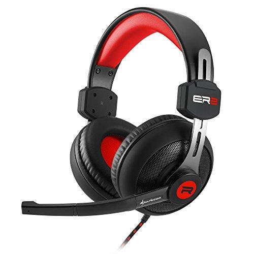 Rush ER2 Stereo Gaming Headset rot