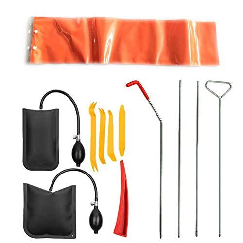 Wenhe Reach Grabber 4-stufiges professionelles Kfz-Werkzeugset, Fachmann Wagen Werkzeug Kit Einfach, Leicht Lange führen Grabber, KFZ-Werkzeugsätze