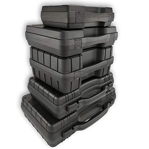 LSXUE Caja de Herramientas portátiles de Almacenamiento Caja de Instrumentos Equipo de Seguridad Cuadro de Equipo de Seguridad a Impactos Resistencia al Aire Libre con una Esponja pre-Cortadas
