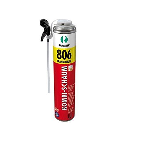 Ramsauer Brandschutz 1K PU Schaum 806 B1 750 ml Kombidose