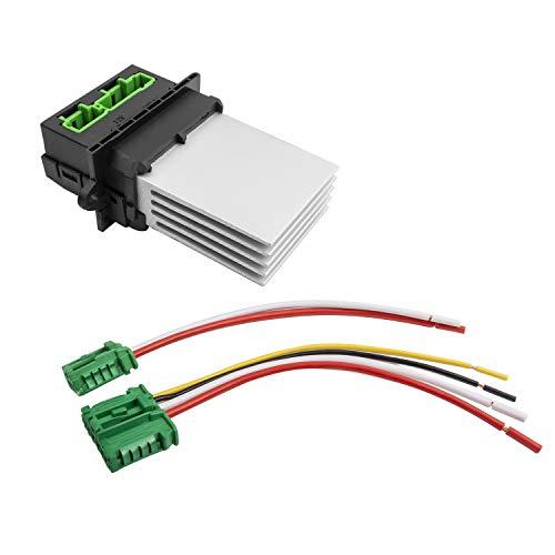YAOPEI 6441.L2 - Resistencia del Ventilador del Motor del Soplador Cableado Arnés Conector