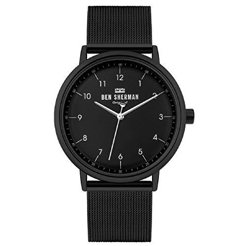 Ben Sherman WB043BBM Herren Armbanduhr