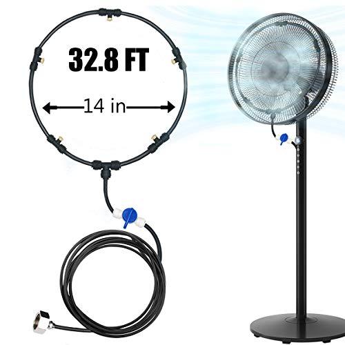 ventilador nebulizador exterior fabricante Thopeb