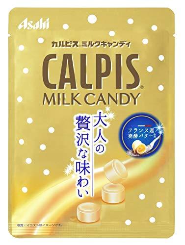 アサヒグループ食品 カルピスミルクキャンディ 78g ×6箱