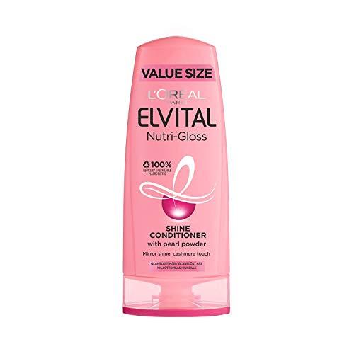 L 'Oreal Elvital Nutri-Gloss espejo shine Acondicionador 400ml