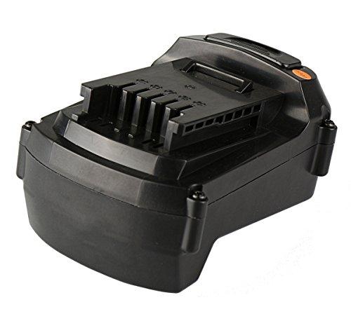 Mitsuru® 2000mAh Li-Ion 18V batterij voor Einhell RT-CD18/1 Li / RTCD18-1Li / RT-CD 18/1Li vervangt Einhell 451326001004/4511894