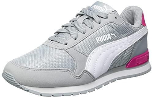 Puma ST Runner v2 Mesh JR, Zapatillas de Running, Gray, 37 EU