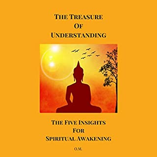 The Treasure of Understanding audiobook cover art