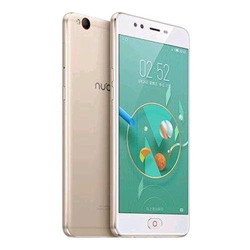 Nubia N2 Smartphone (14 cm (5,5 Zoll), 64GB interner Speicher, 4GB RAM, 13MP Kamera, Android 6.0) Champagne Gold