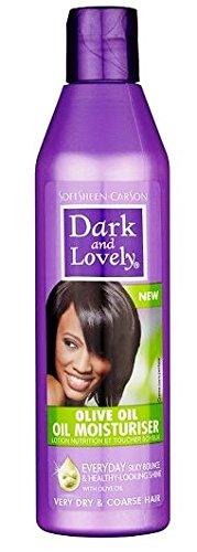 Dark and Lovely Huile d'Olive Oil Hydratant Very Dry & grossier Hair 250 ml