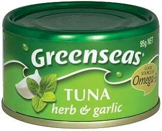 Green Seas Tuna Herb & Garlic 95g