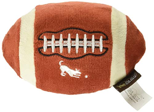 P.L.A.Y. PET LIFESTYLE AND YOU - Plüsch Spielzeug für Hund - Back to School Collection - Football