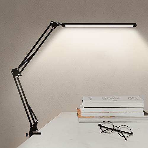 Schreibtischlampe LED 12W,Bitte kaufen Sie im brightower Direct Store. JackRuler verkauft gefälschte Produkte.