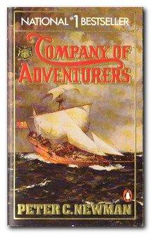 Paperback Company of Adventurers Book