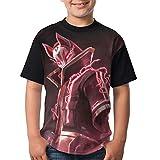 フォートナイト バトルロイヤル Fortnite キッズ tシャツ 可愛い カジュアル ファッション 子供 男女兼用 半袖 クルーネック