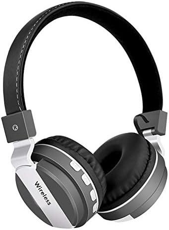 Wsaman Bluetooth Headphones Over Ear Wireless Bluetooth Earphones Earbuds Headset with Deep product image