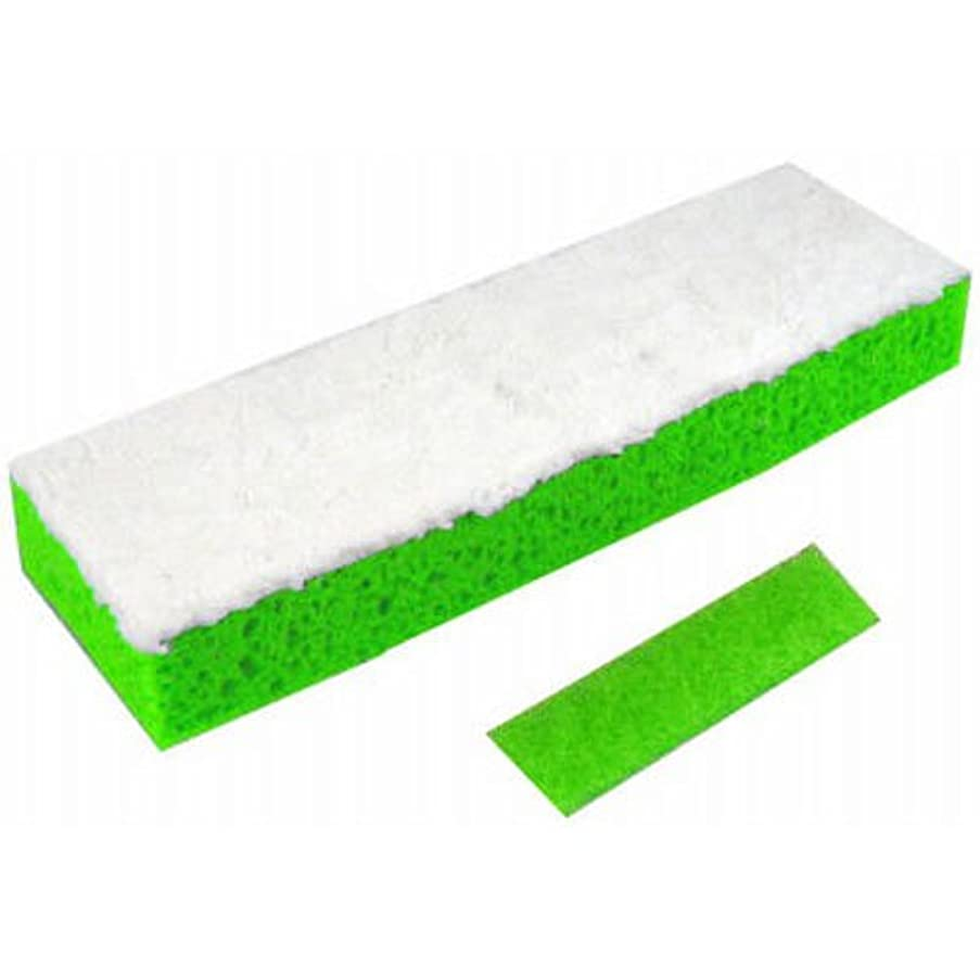 Green Cleaning Microfiber Sponge Refill Type S