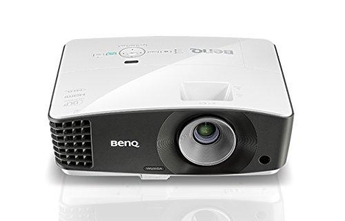 BenQ MU686 DLP-Projektor (WUXGA, 1920 x 1200 Pixel, 3.500 ANSI Lumen, HDMI, 20.000:1 Kontrast, 3D)