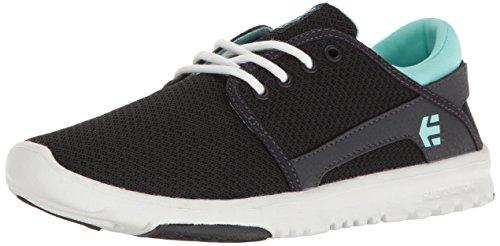 Etnies Damen Scout Sneaker, Marineblau Weiß, 37.5 EU
