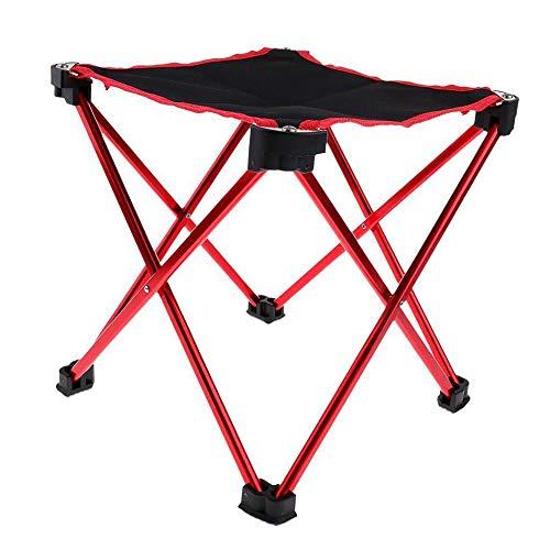 ZXlife @ vrijetijdsstoel, camping, strandstoel, opvouwbaar, grote driepoot-kruk, kan snel worden geopend en opgevouwen, voor kamperen, grillen, vissen, wandelingen L